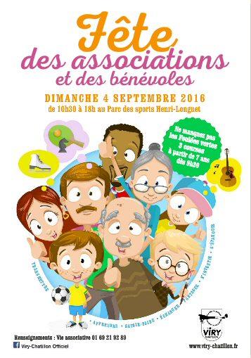 Fete des Asociation 2016 à Viry-Châtillon (91)
