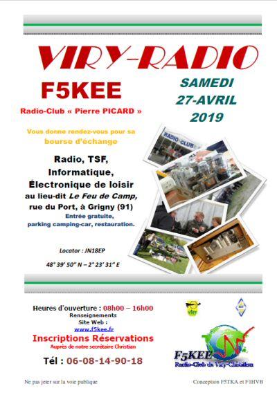 Brocante Viry Radio 2019