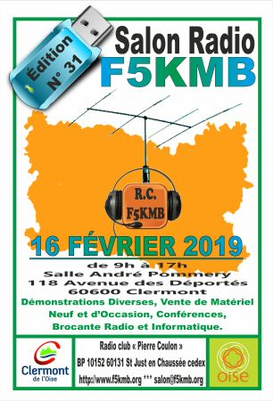 Salon radio F5KMB 2019