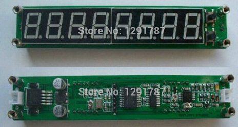 Fréquencemètre Chinois 8 digits