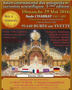 Salon Bricasciences à Bures sur Yvette (91)