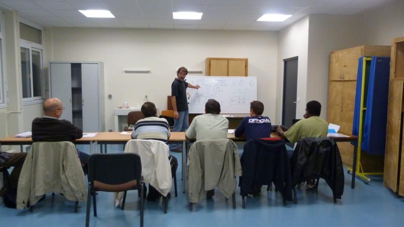 Formations et préparations à la licence radioamateur