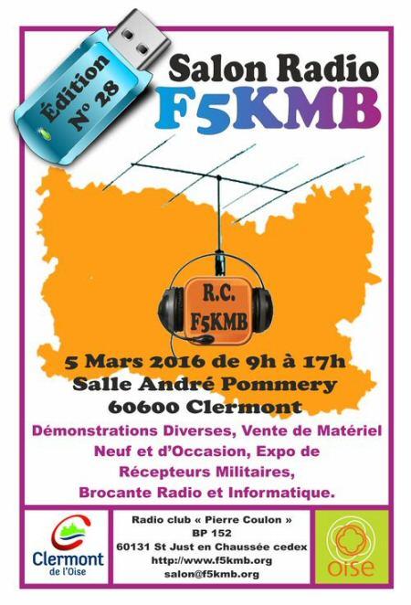 Salon Radio 2016 à Clermont (60)