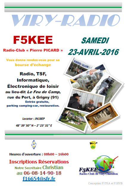 Brocante Viry-Radio