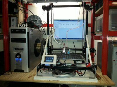 Imprimante 3D du coin FabLab