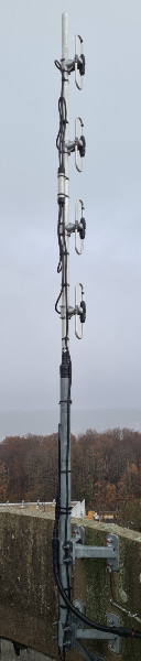 Antenne UHF - Relai Linas
