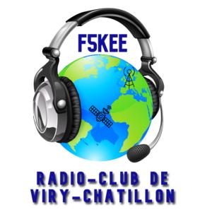 Logo F5KEE Radio-Club de Viry-Châtillon