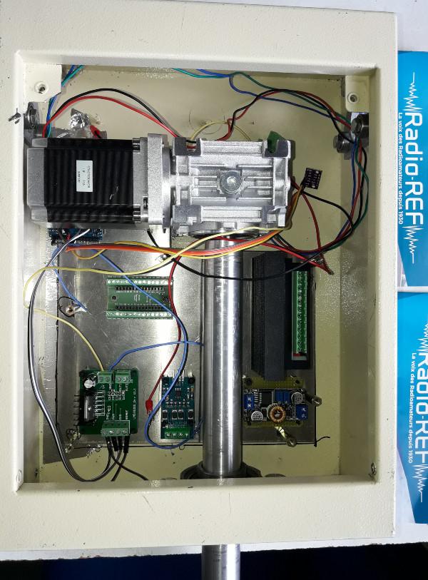 Electronique du Rotor